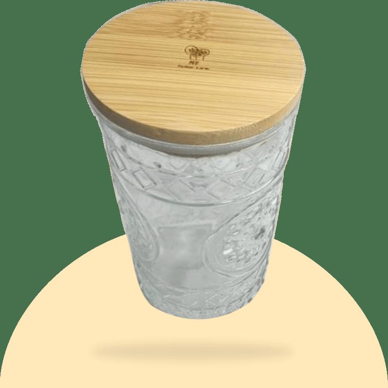 Vintage Saftey Ring Pot Cover Lid Tin 8.5 Inch Ecko